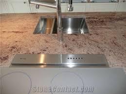 ivory brown granite pink granite kitchen countertops