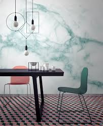 Elegant Expensive Looking Wall Design By Murals Wallpaper
