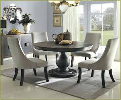 round pedestal dining table round pedestal dining table set awesome side throughout black pedestal dining table