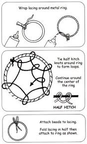 Dream Catchers Instructions