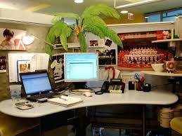 cubicle decoration in office. Cubicle Decoration Themes For Christmas And New Year Office Birthday Ideas How To Decorate At Work Decorating My In