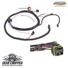 dixie chopper generac hp wiring harness