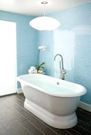 mosaic bathroom tiles. Lovely Light Blue Bathroom Tiles Best White And Turquoise Bathrooms Images On In Designs 6 Mosaic