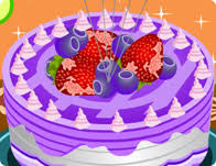 Tinkerbell Birthday Cake Decor Game Free Online Tinkerbell
