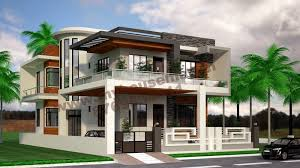 Front Elevation Design Modern Duplex | Front Elevation Design .