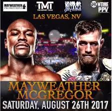 Image result for Mayweather vs McGregor