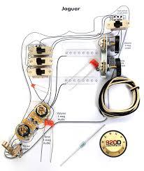 fender vintage 62 jaguar wiring kit pots switch slider reverb fender vintage 62 jaguar wiring kit pots switch slider caps bracket diagram