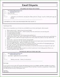 Phenomenal Email Resume Template That Get Interviews For 2019