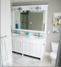 Bathroom Cabinet : Top Beach Themed Bathroom Mirrors Decor Color ...