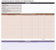 Daily Activities Template Construction Daily Reports Templates Tips Smartsheet