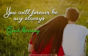 30 romantic good morning images for