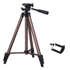 Taşınabilir Profesyonel kamera tripodu için Canon Nikon Sony DSLR Kamera  Kamera Mini Tripod Için Telefon Kamera|Live Tripods