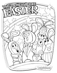 Free Religious Easter Coloring Pages For Preschoolers Free