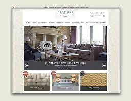 Web Design Development By Loïc Seigland Browsers Furniture Unique Furniture Website Design