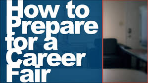 how to prepare for a career fair how to prepare for a career fair