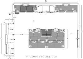 Design Kitchen Cabinet Layout Designing Kitchen And Cabinet Layouts Wholesteadingcom