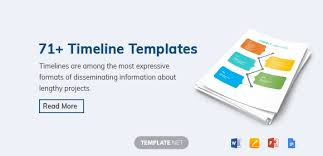 Power Point Time Line Template Timeline Template 71 Free Word Excel Pdf Ppt Psd