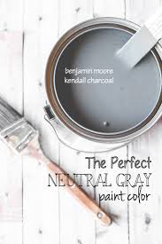 Best 25+ Neutral gray paint ideas on Pinterest | Gray paint colors ...