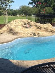 outer banks water features currituck waterfalls camden nc water fall swimming pool upgrades