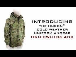 Huron Cold Weather Uniform Anorak Tyr Tactical Pentagon