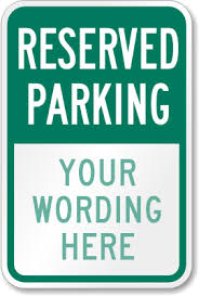 reserved sign templates charming ideas no parking signs template 102 tow away sign templates