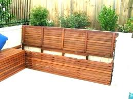 how to build a bench seat with storage outdoor bench seating outside bench storage outside bench