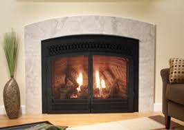 white mountain luxury studio series direct vent fireplaces slope glaze excess burner design