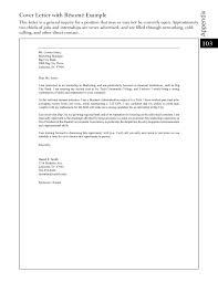 Resume Cover Letter Samples For Engineers Employment Examples