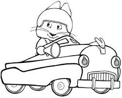 Small Picture Coloring Pages Max Ruby Cartoon 18145 Bestofcoloringcom