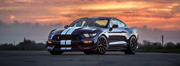 2016 - 2017 Ford Mustang Shelby GT350 HPE800 Supercharged Upgrade ...