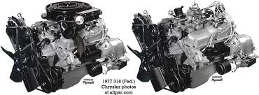 318 360 industrial engine info for a bodies only mopar forum
