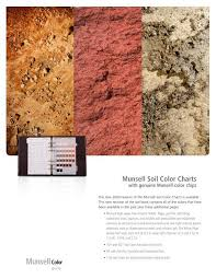 Munsell Soil Chart Free Download L10 412 Soil_colorchart Indd Munsell Color Store