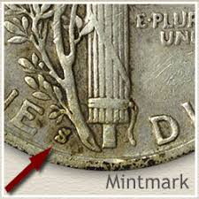 Dime Value Chart Mercury Dime Values Are Moderate To High