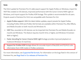 Cinema Raw Light Premiere Pro Solved Premiere Auto Apply Hdr Adobe Support Community