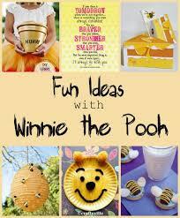 winnie the pooh ideas