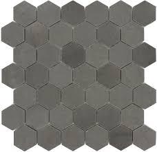ancient sky hexagon porcelain tile