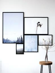 ikea white wall picture frames pictures best images on art family rooms and ikea picture frames a3 white designed gallery wall