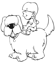 Small Picture dog pictures print for free Cute Dog Coloring Pages dog