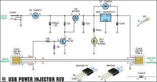 usb power injector for external hard drives community circuit diagram