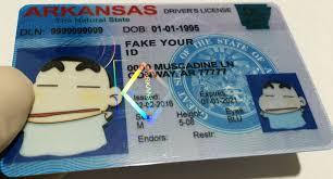 Buy - Id Arkansas Make We Fake Scannable Ids Premium