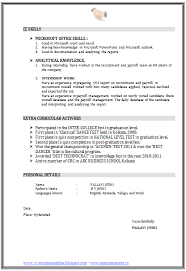 Generic Report Structure Academic Skills Learning Centre Resume
