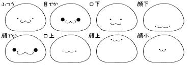 ゆるかわキャラを描こう2隙とバランス イラスト制作キャラクター