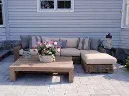 rustic outdoor coffee tables diy patio