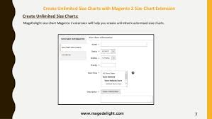 Magento 2 Size Chart Extension Create Unlimited Size Charts With Magento 2 Size Chart Extension