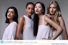 beauty call stylebookings fashion stylistmakeup artistshair