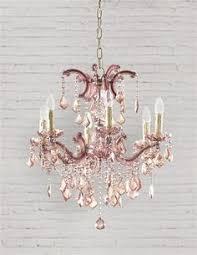 pink chandelier lighting. PARISIAN PETAL PINK CHANDELIER Rosecoloured Glass Casts A Loveliness On Life This Pink Chandelier Lighting
