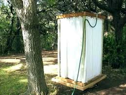 outdoor shower enclosure plans ideas make out from pallets enc pvc kit lovely enclosures s for outdoor shower frame pvc outside