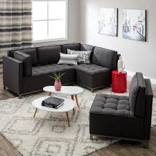 Ink+Ivy Grant Modular Sectional - Overstock - 10154894