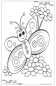 Farfalle Disegni Da Colorare Per Ragazzi Gratis
