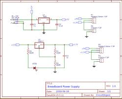5v And 12v Power Supply Design How To Make Breadboard Power Supply 7 Steps Instructables